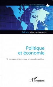 politique-economie-adrien-marquez-velasco-lharmattan